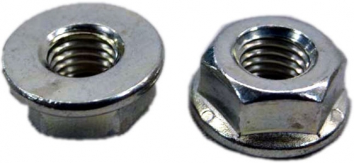 Smooth Flange Nut