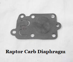 Raptor Carb Diaphragm