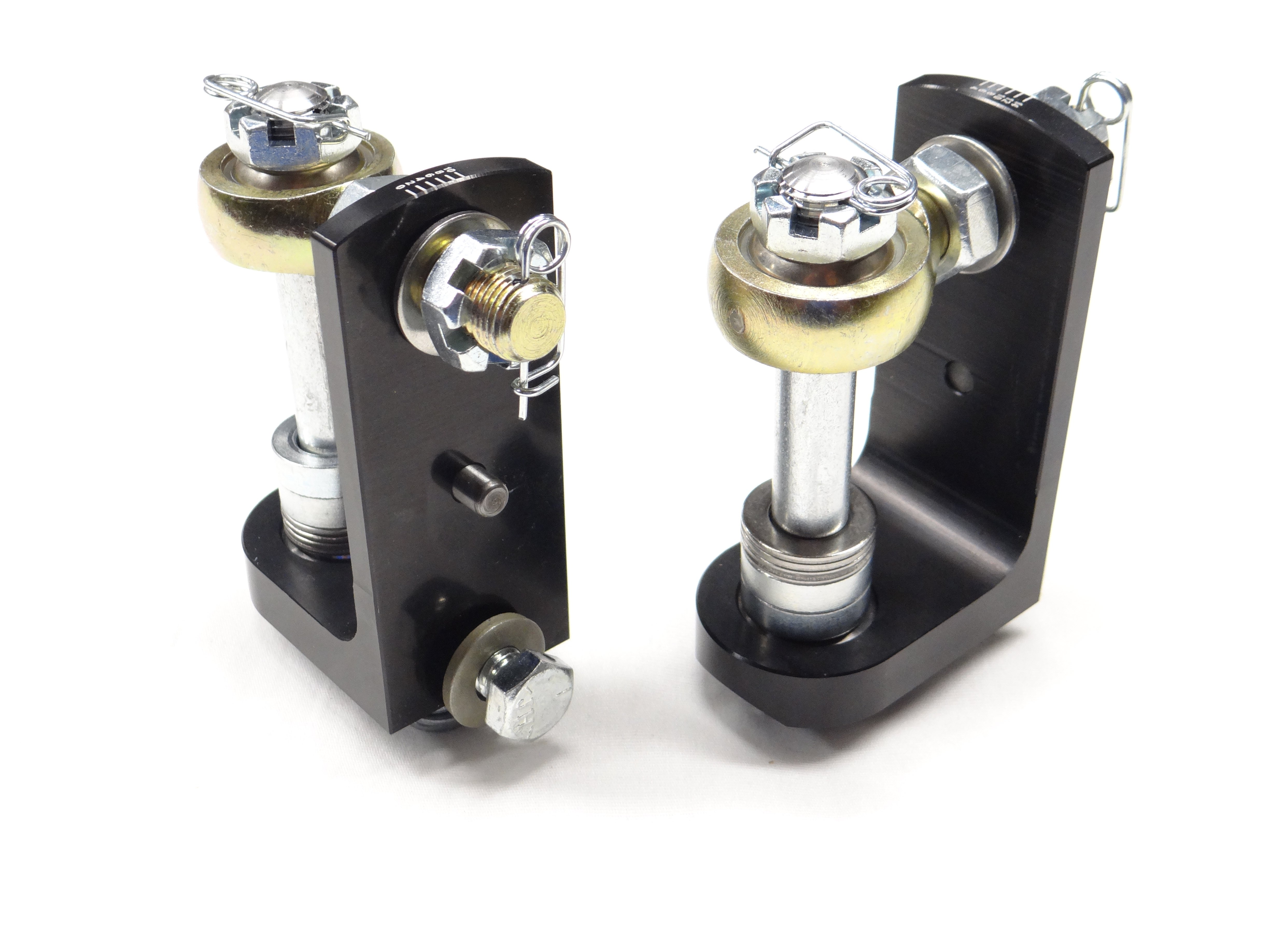 Caster L Block Assembly