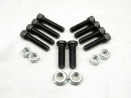Motor Mount Bolt Kit