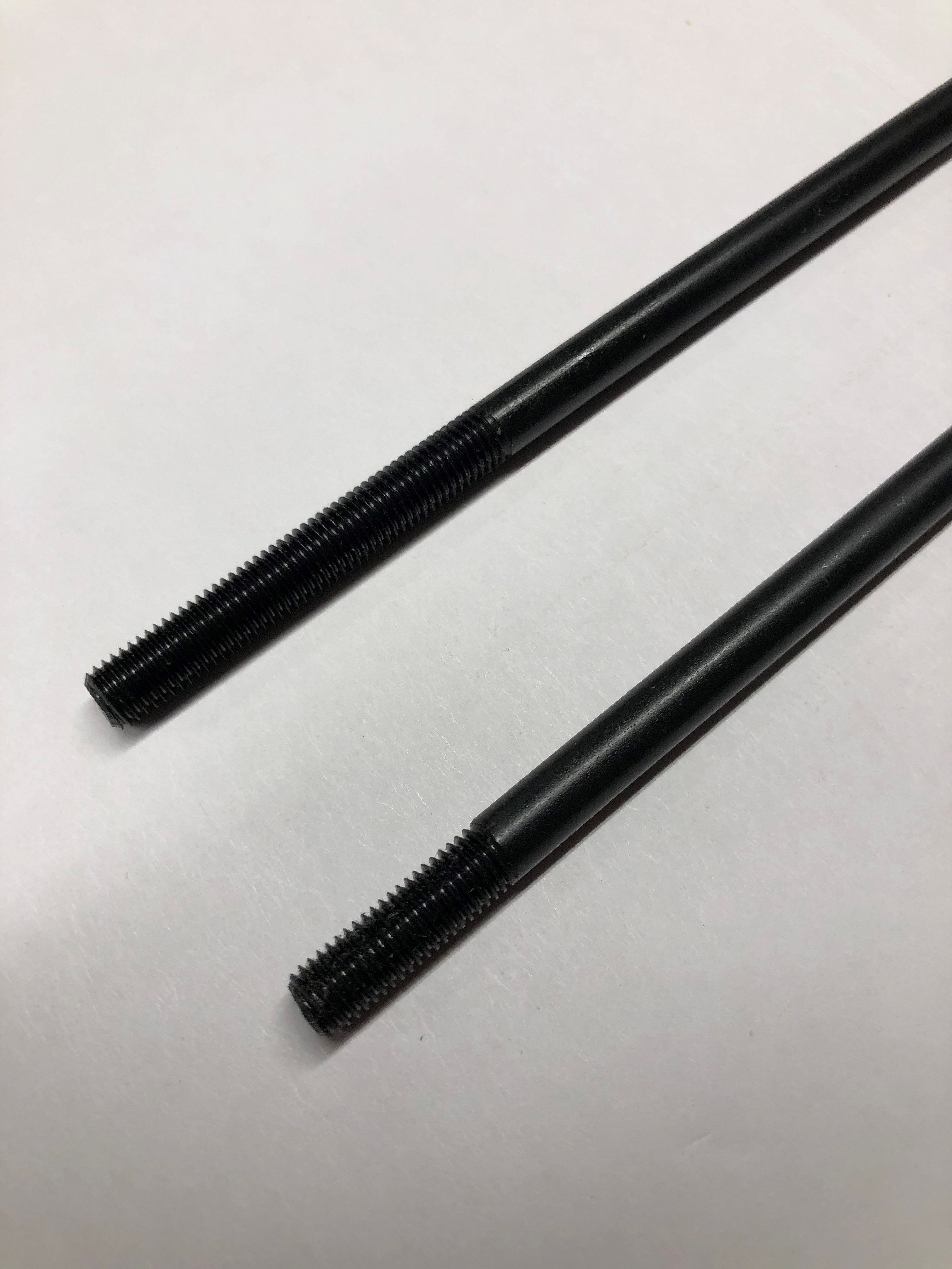 Brake and Throttle Rods